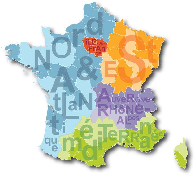 carte organisation Adoma en régions
